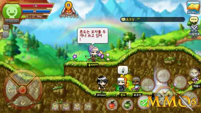 Official Website of MapleStory M